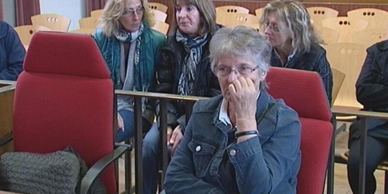 45 yıldır dayak yediği kocasını öldüren kadına af