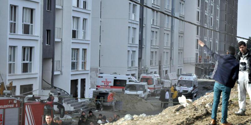 İnşaatın yük asansörü düştü: 3 işçi öldü