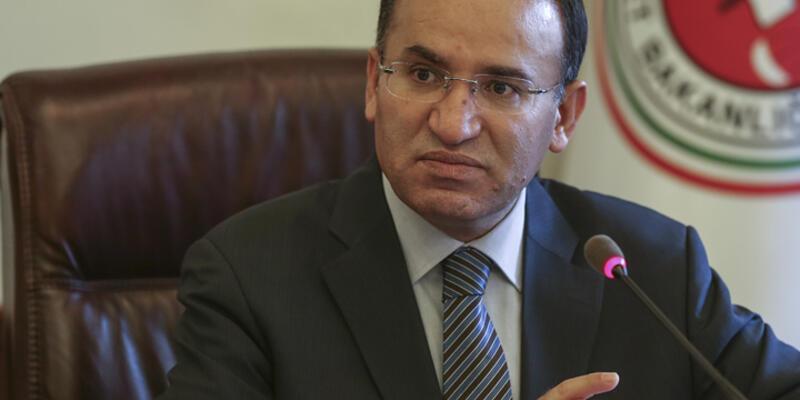 Adalet Bakanı Bekir Bozdağ'dan Fethullah Gülen açıklaması