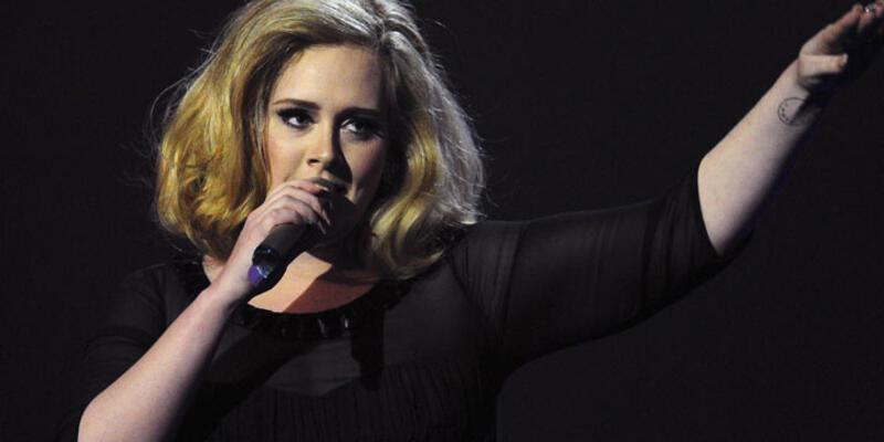 Adele'den Donald Trump'a veto