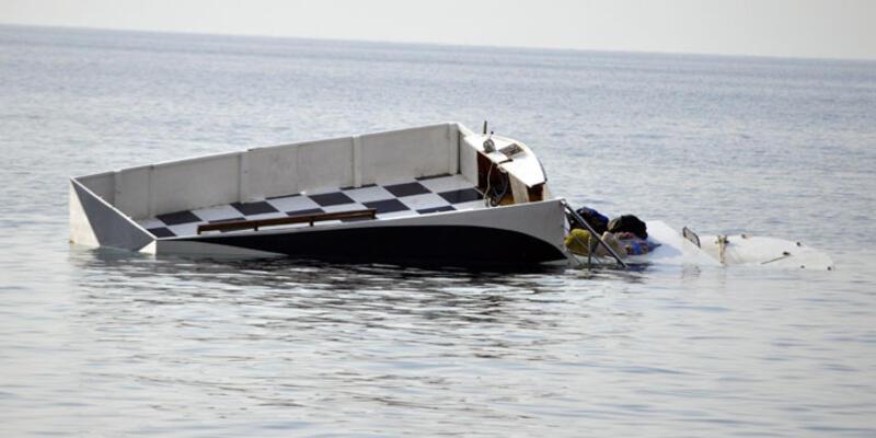 Seferihisar'da mülteci teknesi battı: 9 ölü