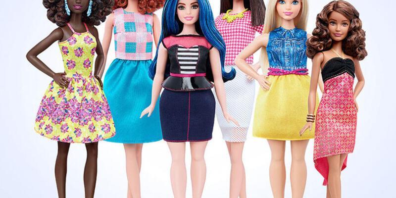 Yeni Barbie bebekler çok farklı