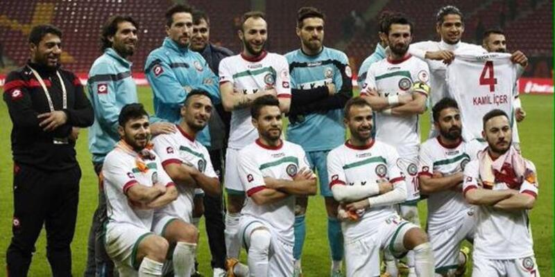 PFDK Amed Sportif'e 1 maç seyircisiz oynama cezası verdi