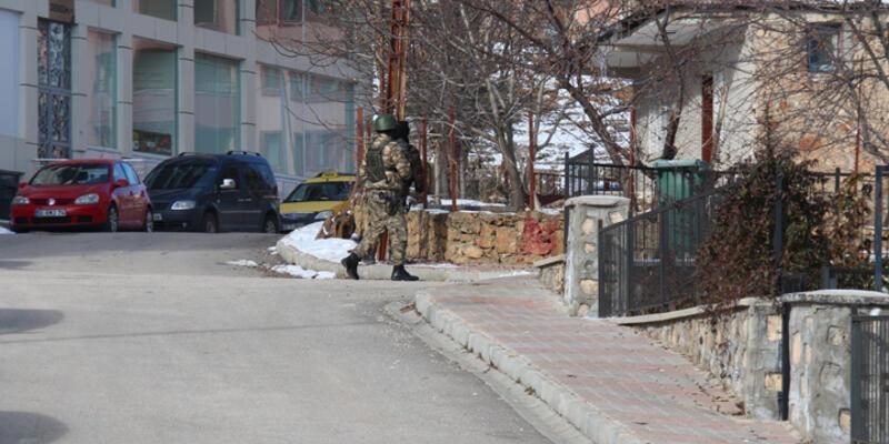 Tunceli'de PKK operasyonunda 8 kişi tutuklandı