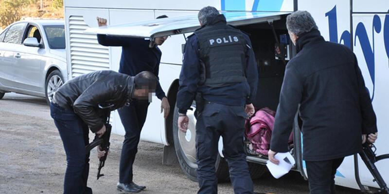 Eskişehir'de polis alarma geçti!