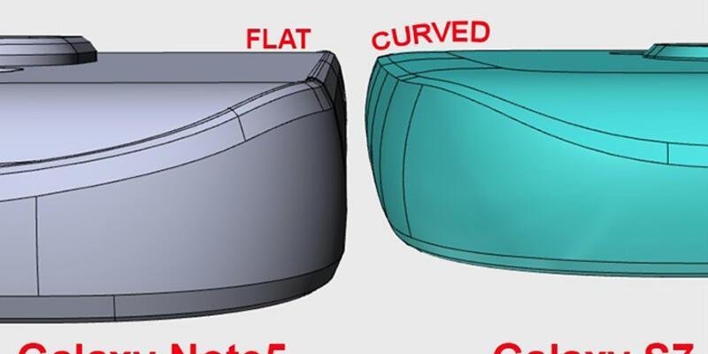 Galaxy S7'nin S6'dan farkları
