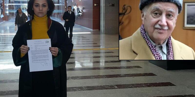 Mehmet Şevket Eygi hakkında suç duyurusu