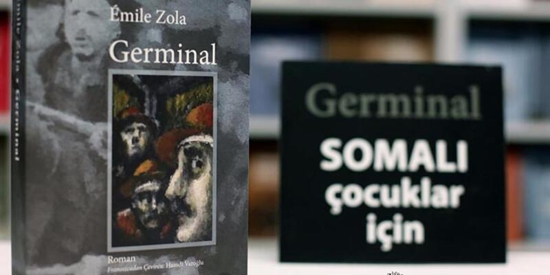 Somalı çocuklara 1 yıl daha Germinal bursu