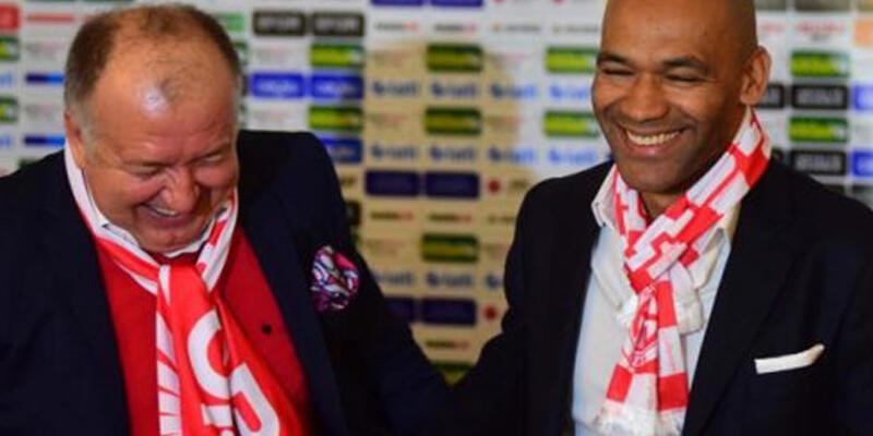Antalyaspor Teknik Direktörü Morais beyin kanaması geçirdi