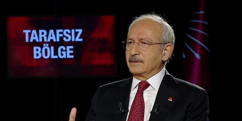 Kemal Kılıçdaroğlu'ndan Aylin Nazlıaka'ya çağrı