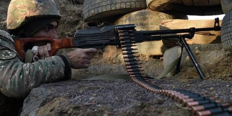 Ermenistan'la Azerbaycan arasında çatışma