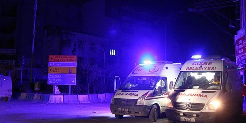 Cizre'deki yaralılara yeniden ambulans gönderilecek