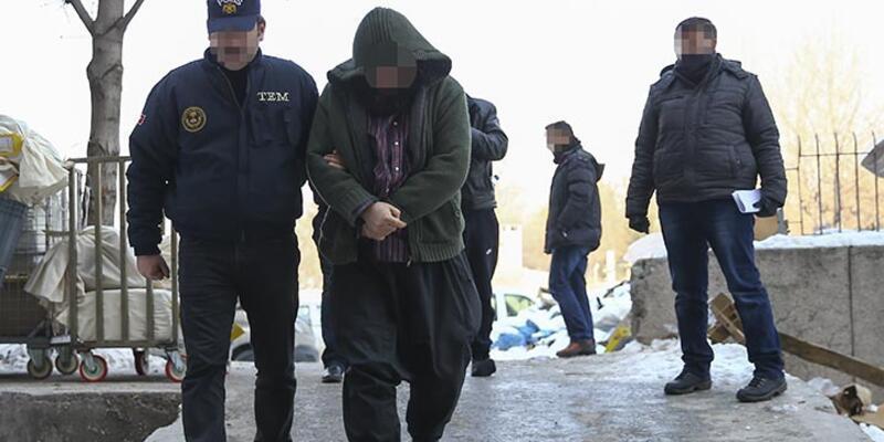 İstanbul'da IŞİD'in para kuryelerine operasyon