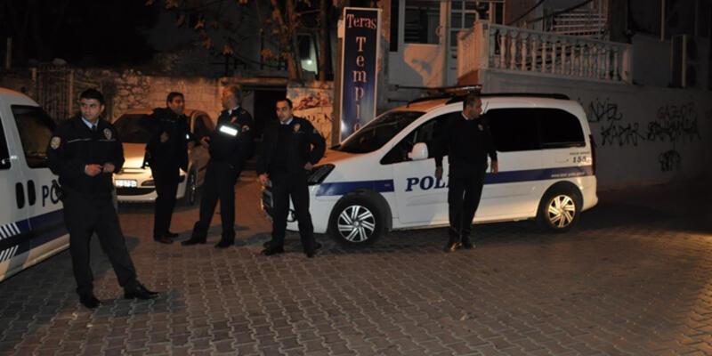 İzmir'de üniversite bahçesine el yapımı patlayıcı atıldı