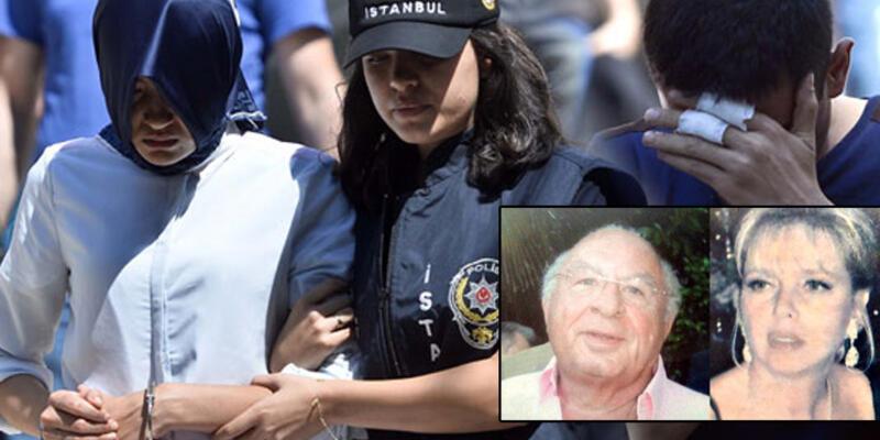 """""""Ören Bayan cinayeti""""nde 2'şer kez ağırlaştırılmış müebbet talebi"""