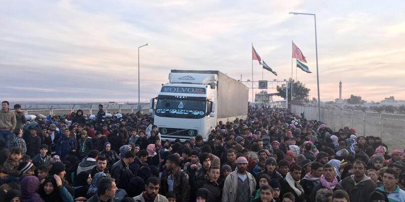 Ankara'da Halep hazırlığı