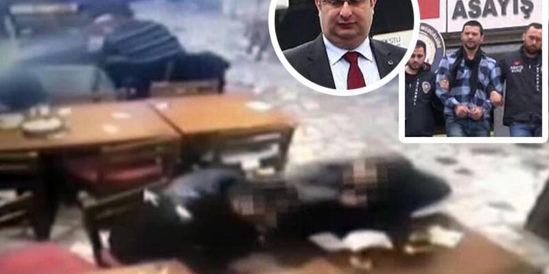 Gaziosmanpaşa'da birahaneye silahlı saldırı: 4 yaralı
