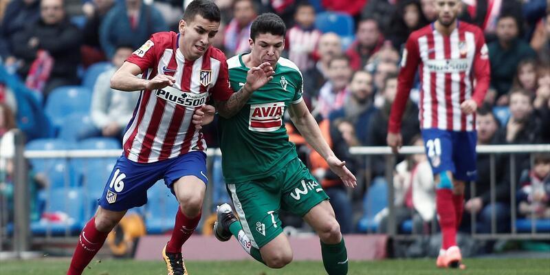 Atletico Madrid pes etmiyor