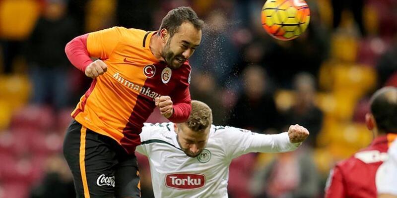 Galatasaray:0 - Torku Konyaspor:0