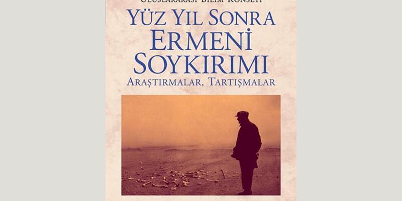 """İletişim Yayınları'ndan """"Yüz Yıl Sonra Ermeni Soykırımı"""""""