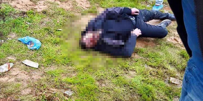 Kızıltepe'de başından vurulmuş erkek cesedi bulundu