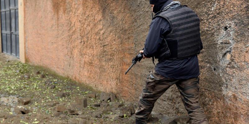 Cizre'de terör saldırısı: 1 şehit