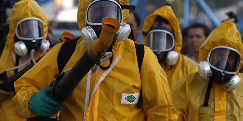 """Dünya Sağlık Örgütü: """"Dünya'da 33 ülkede Zika virüsü var"""""""