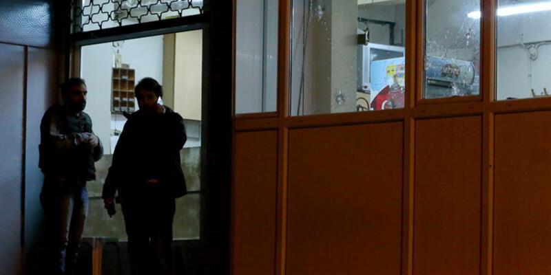 İstanbul'da kahve tarayan kişi Adana'da polise saldırıya karışmış