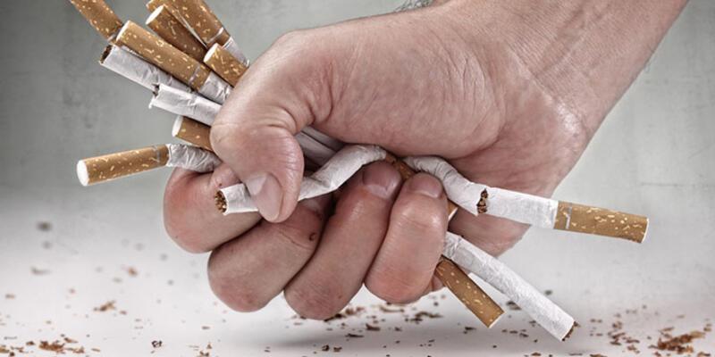 Sigarayı bırakmak için profesyonel yardım şart