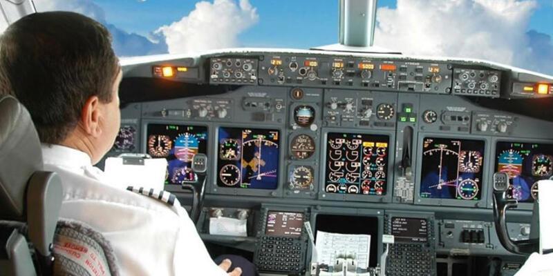 """THY uçağı ekranında """"PKK"""" yazınca uçak boşaltıldı"""