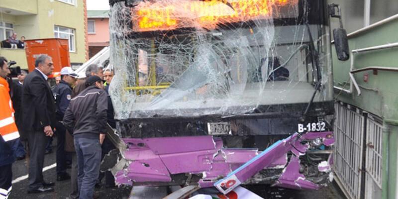 Sarıyer'deki kazada otobüs şoförüne 7,5 yıl hapis