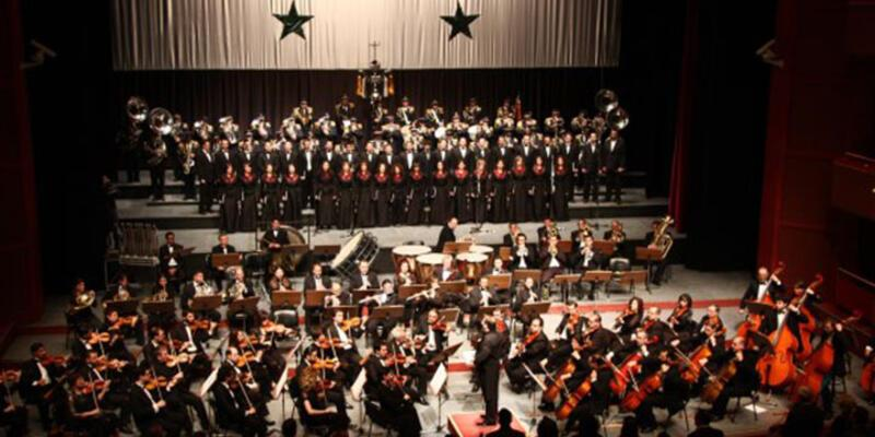 Suriye Ulusal Senfoni Orkestrası 5 yıl sonra bir araya geliyor