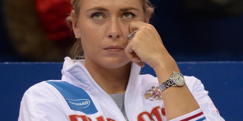 Sharapova yine yok