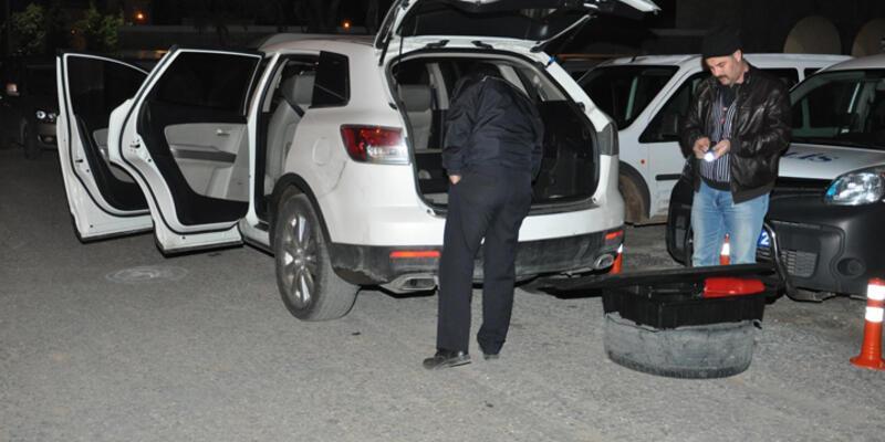 El pompasını el bombası anlayınca polis alarma geçti