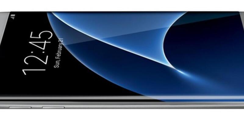 Galaxy S7 Edge modeli için yeni bir görsel paylaşıldı