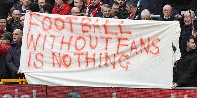 Liverpool'da taraftarın dediği oldu