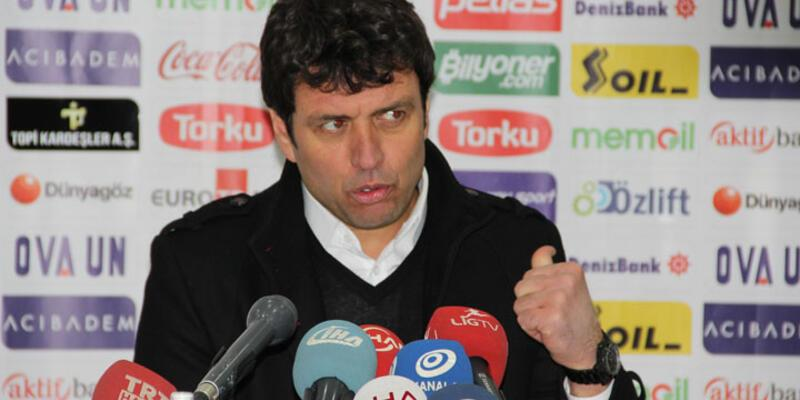 """Cihat Arslan: """"Benim oyuncumu tehdit edemez"""""""