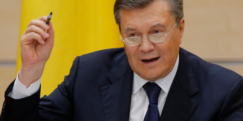 """Uluslararası Şeffaflık Örgütü: """"Dünyanın bir numara yolsuzu Yanukoviç"""""""
