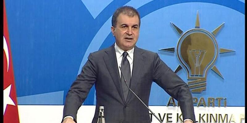 AK Parti Sözcüsü Çelik'ten AA muhabirlerinin kaçırılması tepkisi