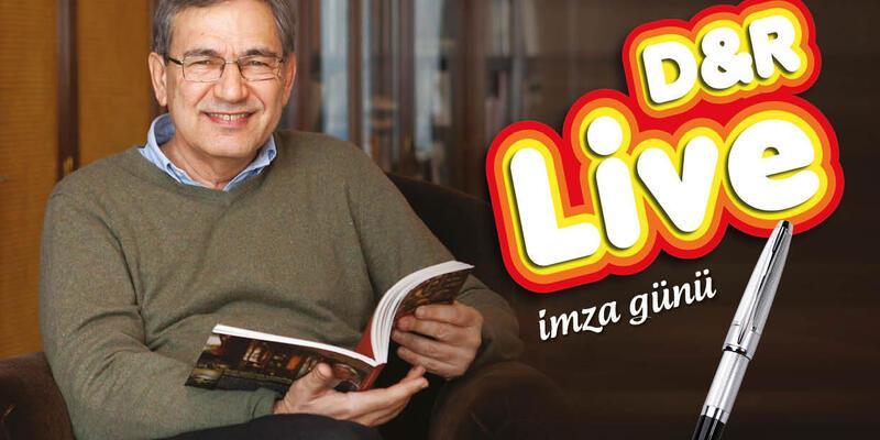 Orhan Pamuk okuyucularıyla buluşuyor