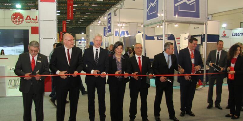 WIN Eurasia Metalworking kapılarını açtı