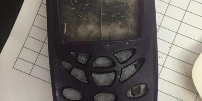 Nokia 3410 10 yıl sonra topraktan çıktı