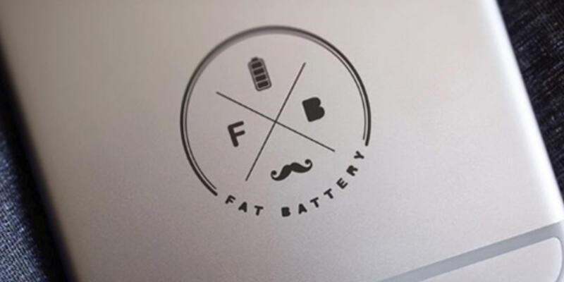 iPhone için pil takviyesi : Fat Battery