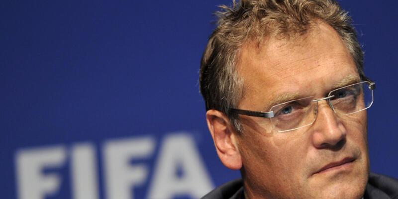 Valcke'ye 12 yıl futboldan men cezası