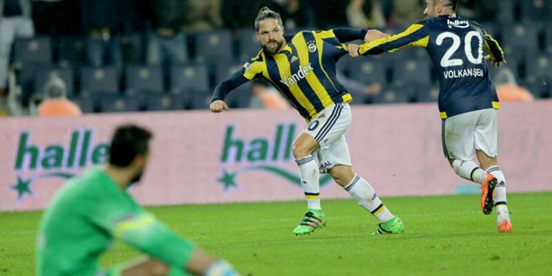 Kadıköy'de 4 gol, 1 penaltı, 1 kırmızı kart