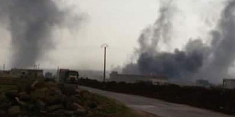 Türkiye, YPG mevzilerini bir kez daha vurdu