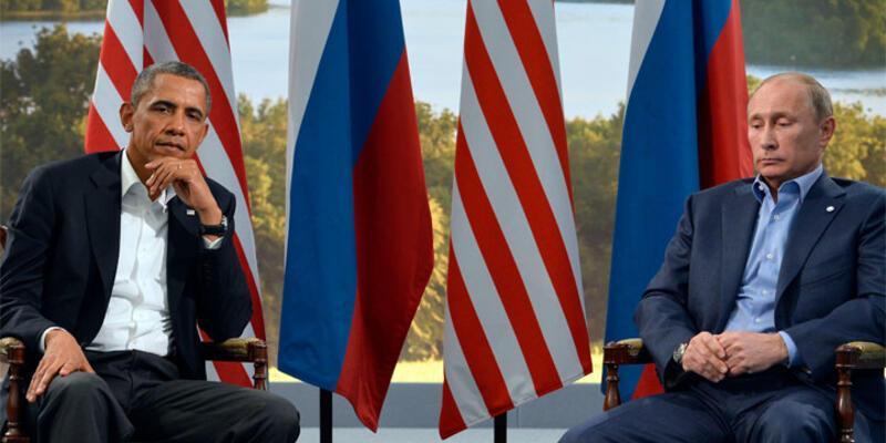 Obama ve Putin telefonda Suriye'yi görüştü