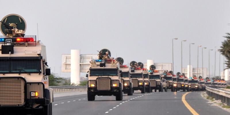 Suudi askerler Suriye'ye ne zaman girecek?