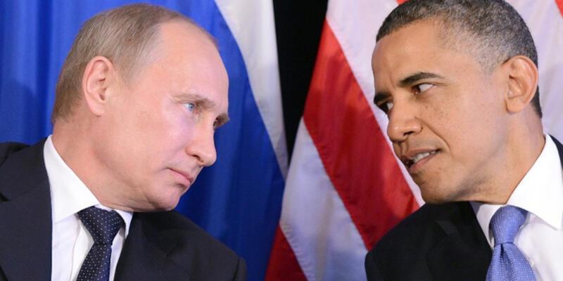 Obama-Putin Suriye'yi görüştü