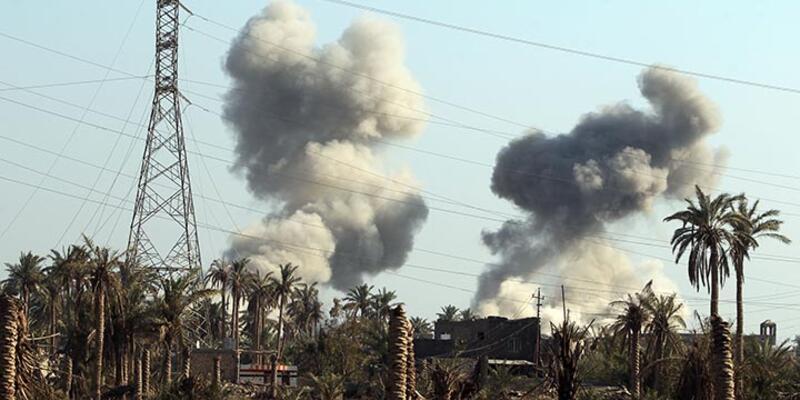 IŞİD'in üst düzey yöneticisi ile 15 yardımcısı öldürüldü